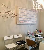 Nail technician course and eyelash extension technician course