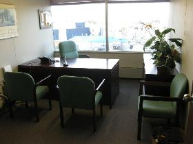 PRIVATE FURNISHED OFFICES - next to Scarborough Town Centre