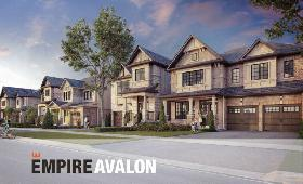 Legacy Homes in Thorold – From TheLow $500s