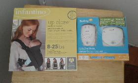 Baby Monitor Safety 1st Infantino Newborn Baby Carrier