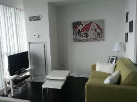 VIEWS! Luxury FURNISHED 1BR Yonge/College High Floor - Mar 1
