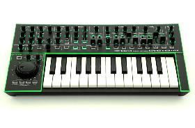 Roland System 1 Synthesizer with Plugout - $400!