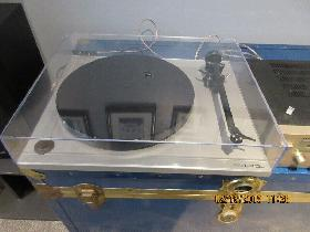 Rega RP1 Turntable with Elys 2 Cartridge.