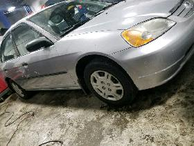 2001 Honda Civic , Very Low Kms, Very Good Condition