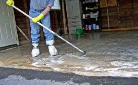 Big Savings on garage cleaning Until February 28st