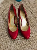 GUESS Red High Heels!