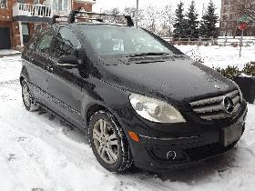 2009 Mercedes Benz B200 , 6 Speed New Brakes, ,funn to drive !