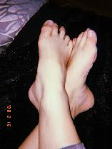 Pictures of my feet