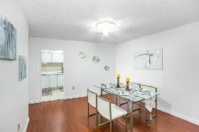Great Location! Very Beautiful Three Bedrooms With 2 Washroom