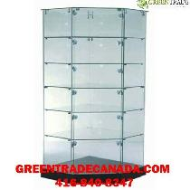 ~~~Glass Showcases/Glass Display Cases (10-30% DISCOUNT)