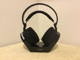 SONY, wireless headphones, WORKS PERFECT