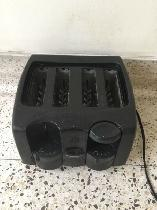 4 slice toaster, WORKS PERFECT