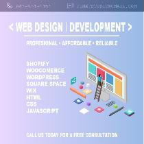 Looking for an affordable website? Call us today 647-951-1351