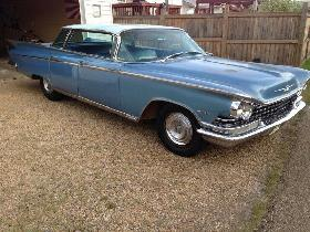 1959 Buick Invicta flat top. 401 nailhead