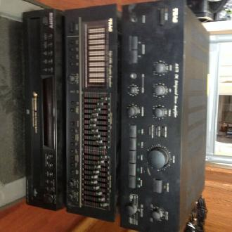 TEAC 340W. 3PC.STEREO IN EXC.COND