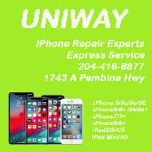 Iphone Repair Winnipeg >> Uniway Pembina Iphone Screen Bettery Repair Okz Ca