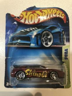 2003 Hot Wheels Sega Lotus Esprit 3/5