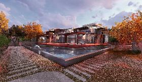 Architectural Rendering & 3D Model