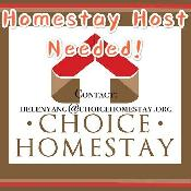 Homestay Wanted