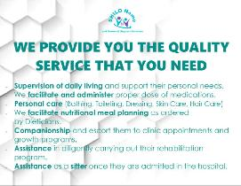 Personal Support Worker/ Caregiver/ International Educated Nurse