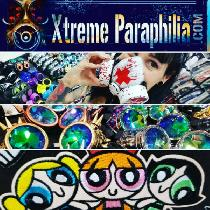 Fan expo Toronto and Xtreme Paraphilia