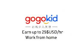 Work from home job opportunity teaching English online