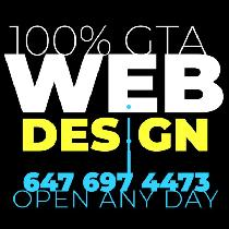 GET YOUR WEBSITE DONE 》by local BSc. Degree  web designers 》☎《